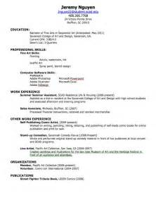 Make Resume how to create a resume out of darkness