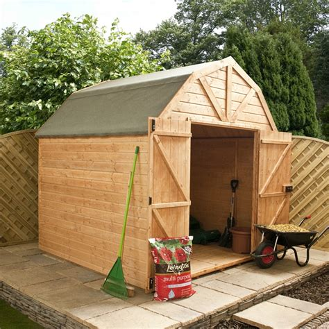 Shed B Q by Lts Access Wooden Sheds At B And Q
