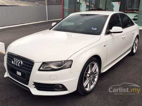 A4 Audi 2009 by Audi A4 2009 Tfsi Quattro S Line 2 0 In Selangor Automatic