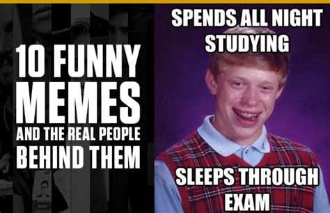 Strange Memes - funny memes and the real people behind them complex