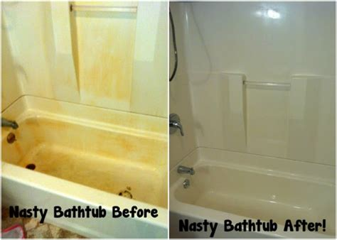 rust bathtub 13 cures for an impossibly dirty bathtub the most viral