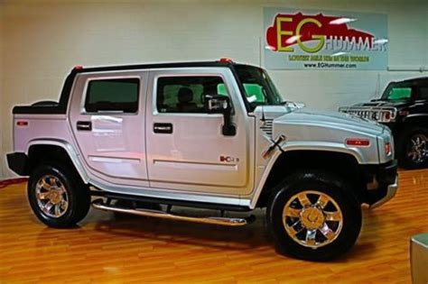 2009 hummer sut for sale sell used 2009 hummer h2 sut luxury special edition for