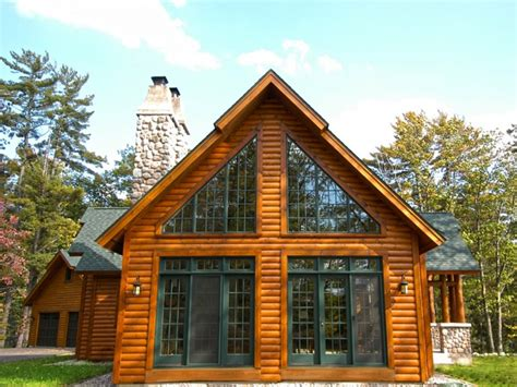 chalet style log home plans cedar chalet homes cabins chalet style homes coloredcarbon com