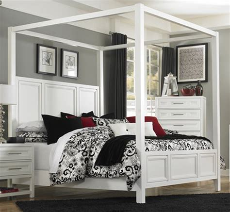 white canopy bedroom set 20 queen size canopy bedroom sets home design lover