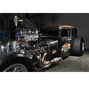 Ride Of The Week Uncle Jed Model A With 1900 HP Street