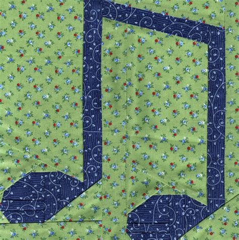 quilt pattern music notes garden party blog hop music notes quilt pattern whims