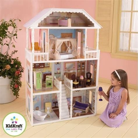 big wooden dolls house big wooden doll house doll houses pinterest