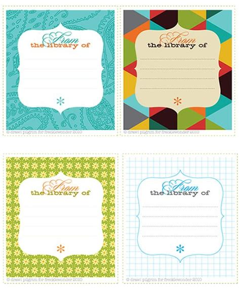book label template free 1000 images about bookplate labels book label templates on owl and september