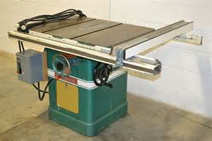 powermatic 66 10 quot table saw single phase the equipment hub