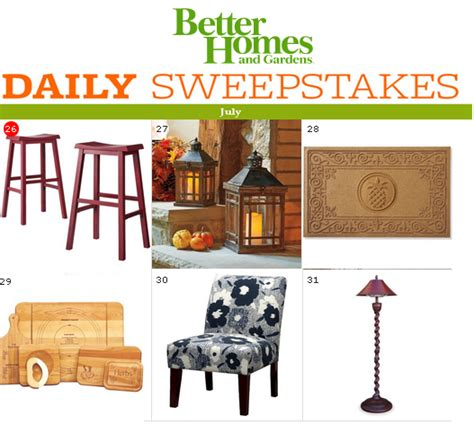bhg win items for your home everything from furniture