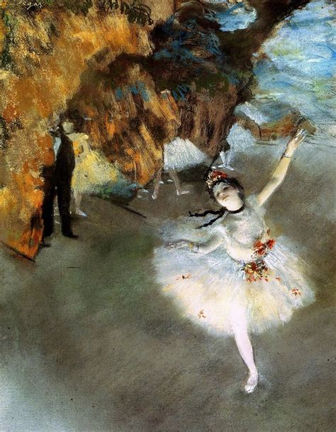 L Painting by The 1878 By Edgar Degas