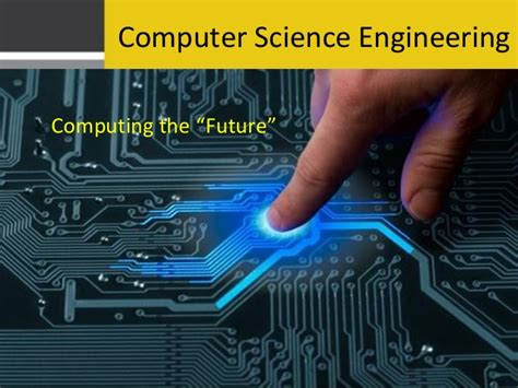 Computer Science Engineering And Mba by Computer Science Engineering