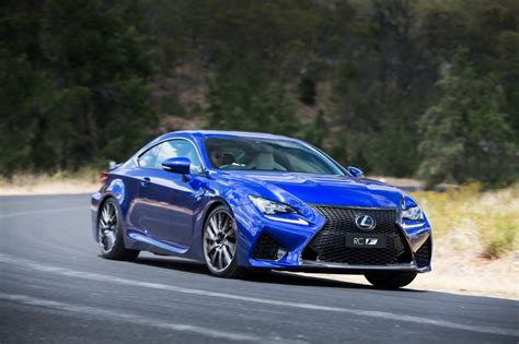on the road review review 2015 lexus rc f review road test