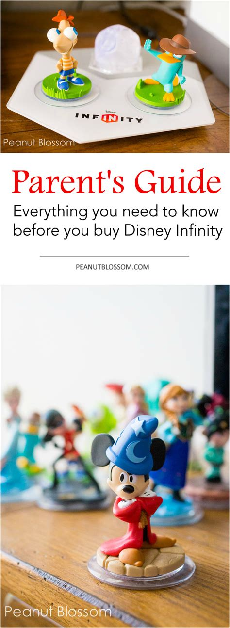 Disney Infinity Buying Guide Notes From A Disney Infinity Parents Guide