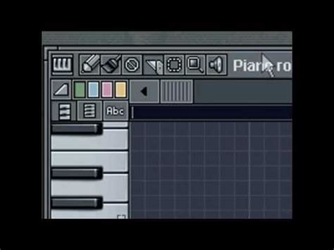 tutorial fl studio piano roll fl studio piano roll tutorial hd youtube