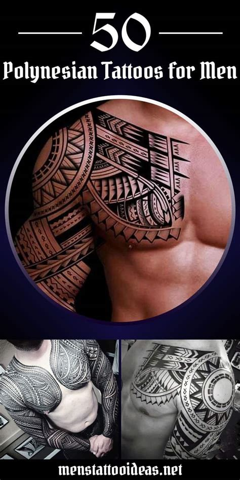 polynesian tattoo for men polynesian tattoos for ideas and designs for guys