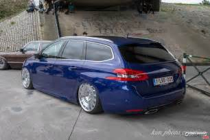 Peugeot 308 Tuning Tuning Peugeot 308 2 Sw Gt 2016 Back