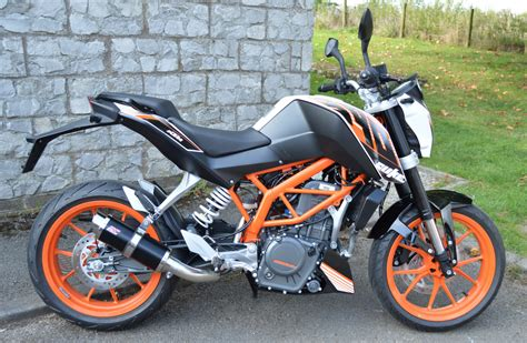 Ktm Exhaust Ktm 390 Duke 2011 Gt Exhaust Gallery
