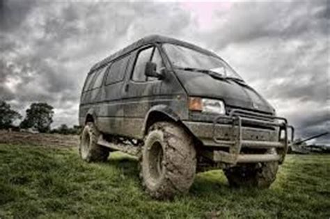ford transit off road ford transit 4x4 and ford on pinterest
