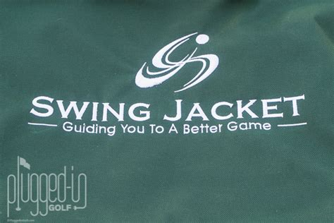 golf swing jacket reviews swing jacket 0037 plugged in golf
