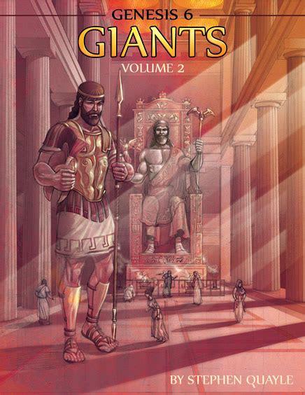 genesis 6 book steve quayle genesis 6 giants