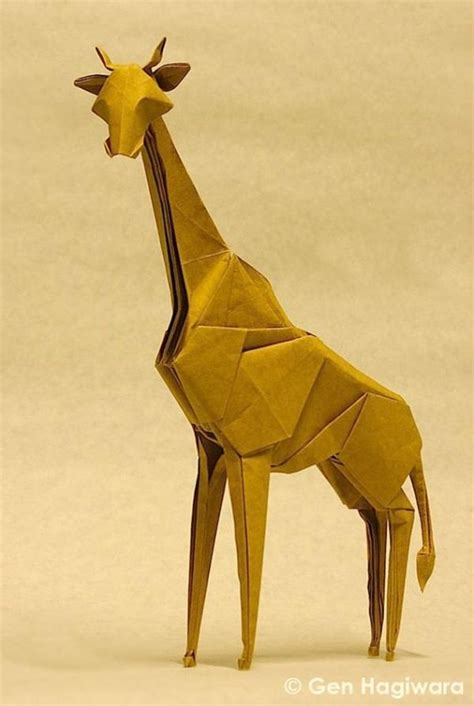 Paper Folding Of Animals - best 25 origami animals ideas on