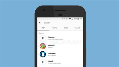 clear search history on android phone how to clear instagram search history android guide