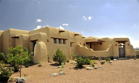 pueblo style homes completed homes