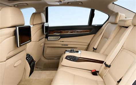2013 Bmw 7 Series Interior by 2013 Bmw 7 Series Interior Back Seat Photo 4