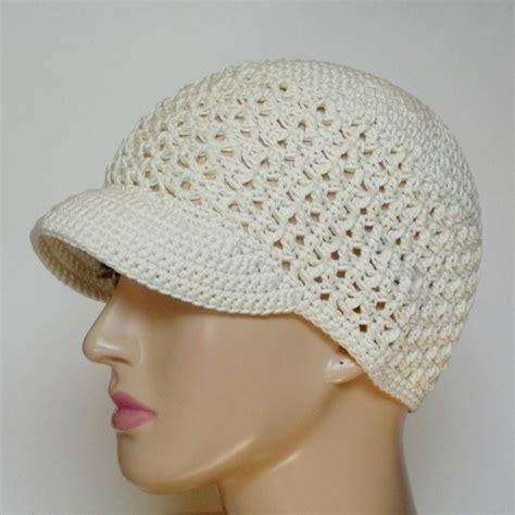 free pattern newsboy hat blossom cap free crochet pattern melody s makings