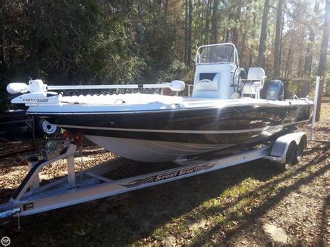 epic bay boats 22sc 2014 used epic 22sc bay boat for sale 52 300 gulfport
