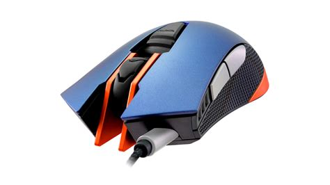 500m Iron White Edition Optical Gaming Mouse releases 550m gaming mouse designed with pro gamers