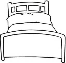 draw a bed colouring pages children s inspirational