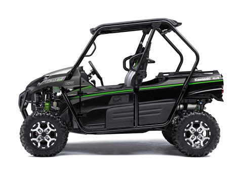 2017 Kawasaki Sport Side By Side by 2016 Kawasaki Teryx Atv Illustrated