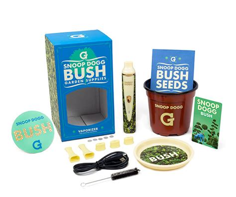 snoop vape snoop dogg bush g pro from grenco science