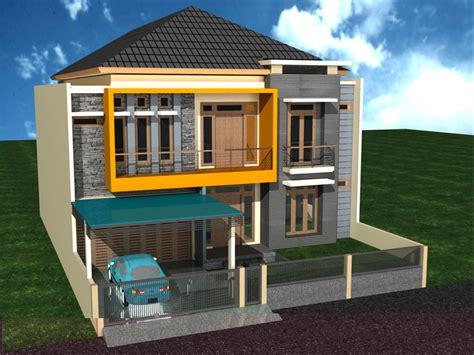 software desain atap rumah koleksi foto desain rumah minimalis 2 lantai tak depan