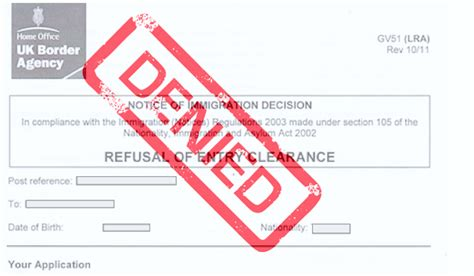 Bank Letter For Tier 1 Entrepreneur Visa Visa Refused Uk Immigration Solicitors