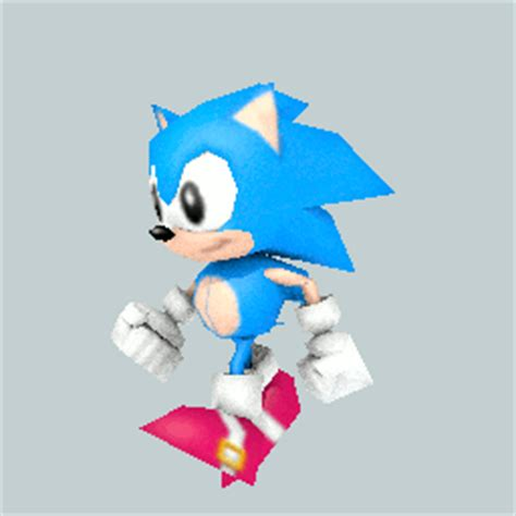 Kaos 3d Umakuka Original Sonic The Hedgehog lake s stuff attempting to make 3d animation i got this great