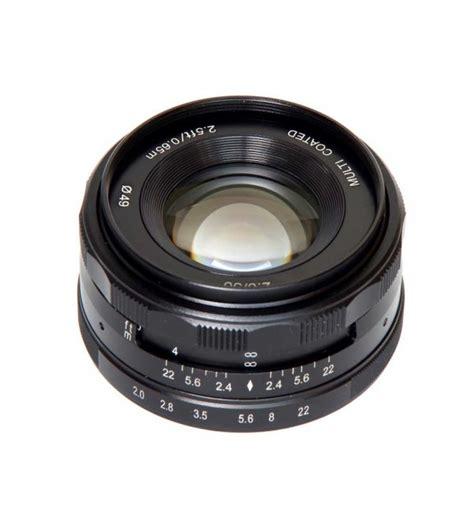 Lensa Kamera Mirrorless Meike Aps C 50mm 50 F2 0 For Fujifilm Fuji X meike for fujifilm 50mm f 2 0 fps c