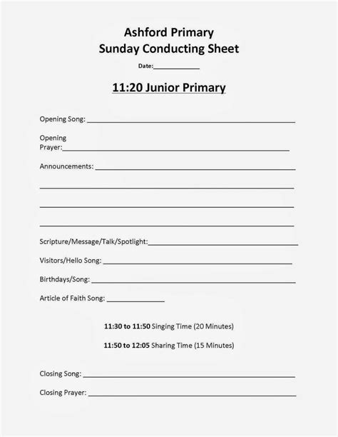 2006 Primary Time Outline by 2016 Primary Schedule Outline Calendar Template 2016