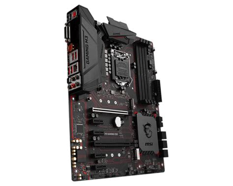 Msi Z270 Gaming M3 Socket 1151 Limited z270 gaming m3 motherboard the world leader in
