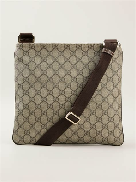 gucci monogram crossbody bag  men lyst