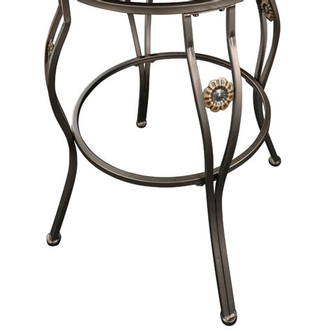 Powell Big And Bar Stools by Powell Furniture Big And 30 Quot Swivel Bar Stool In