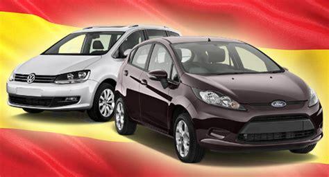 insurance advice  renting  car  spain