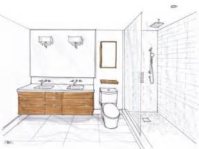 Bathroom Design Floor Plans by Small Master Bathroom Floor Plans Bathroom Design Ideas