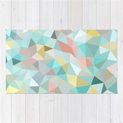 Pastel Area Rugs Pastel Tris Rug Pastel Products And Rugs