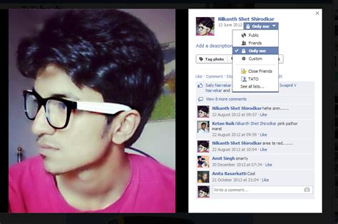 fb html how to disable clicks on facebook profile pic