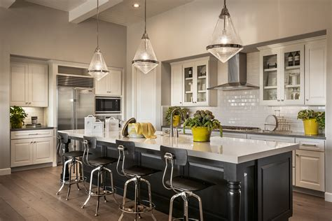 camelot homes   haves   modern luxury kitchen