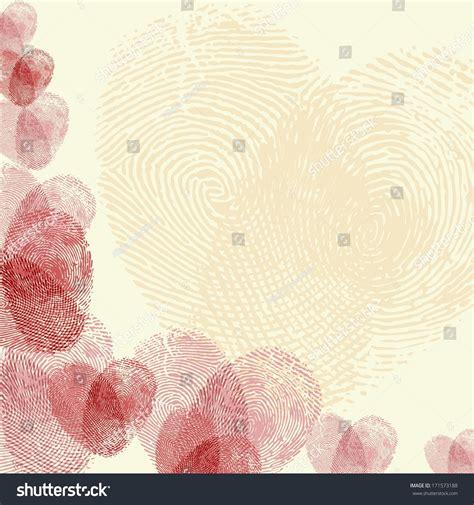 Where Can I Get Fingerprinted For A Background Check Background Fingerprint On Light Background Stock Vector Illustration
