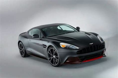 matte black aston martin q by aston martin vanquish matte black machines